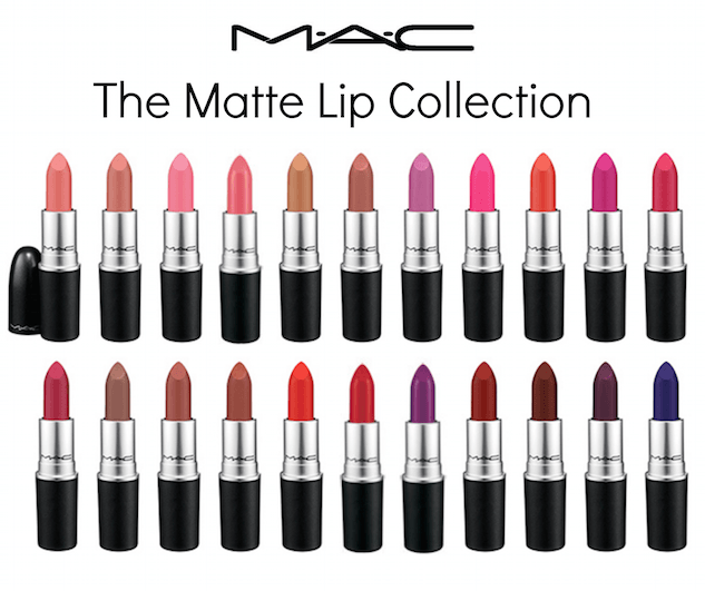 MAC-The-Matte-Lip-Collection-Summer-2015